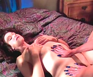 Italian MILF slut Gina Rome is getting her wet cunt licked barely to death