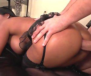 Maxine X - Asian Milf Anal