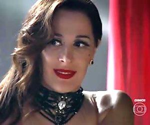 Claudia raia brazil người thoát y