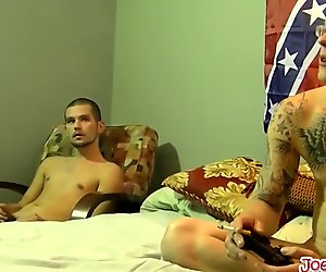 Eric and Brian love a bareback fuck after sweet cock sucking