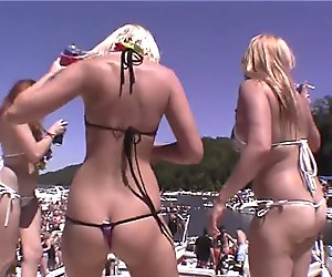 Tiny Thong Party
