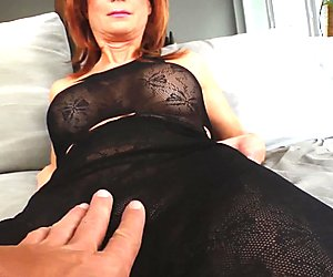 Nina S hot milf being fucked on mature milf gonzo porn site Milf Thing