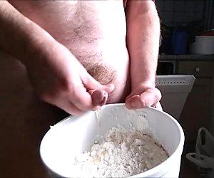 Sperma bei pizza arsch - spezielles rezept / recette sp ciale pizza alla sperma