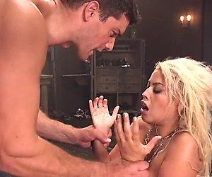Bridget B and Ramon Nomar